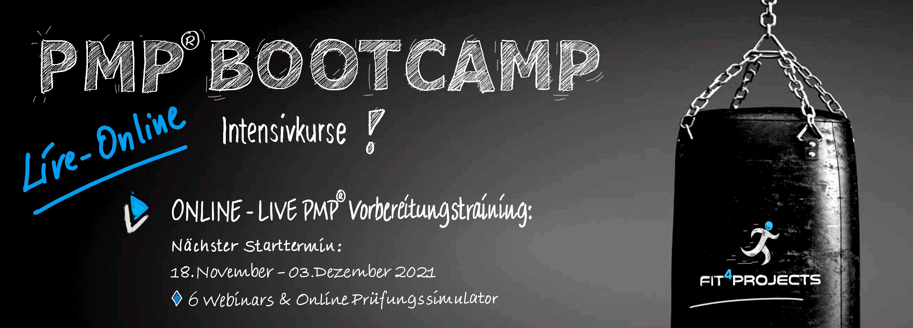 PMP Next Bootcamp